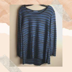Cut Loose women's blouse size Petite Medium